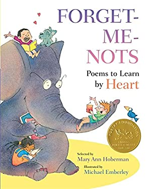 Forget-Me-Nots: Poems to Learn by Heart 9780316129473