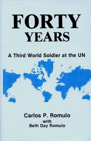 Forty Years: A Third World Soldier at the Un 9780313253584