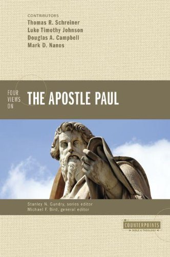 Four Views on the Apostle Paul 9780310326953