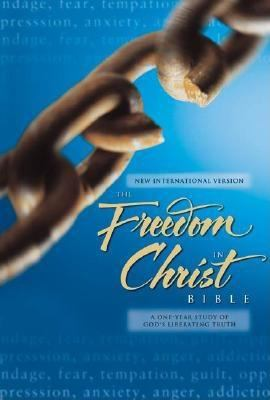 Freedom In Christ Bible NIV