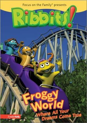 Froggy World: Where All Your Dreams Come True