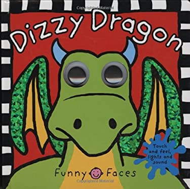 Funny Faces: Dizzy Dragon by Roger Priddy (2007, Board Book)