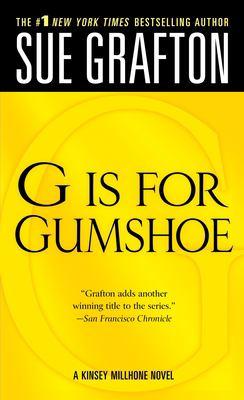 G Is for Gumshoe 9780312946203