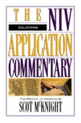Galatians 9780310484707
