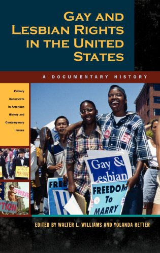 Gay and Lesbian Rights in the United States: A Documentary History 9780313306969