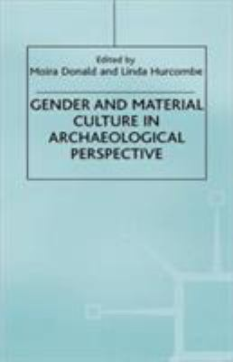 Gender and Material Culture in Historical Perspective 9780312223991