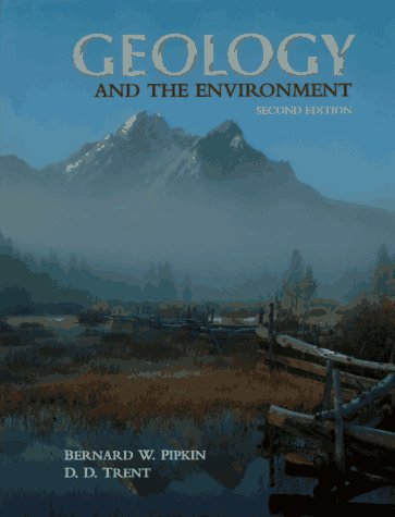 Geology & the Environment 9780314092397