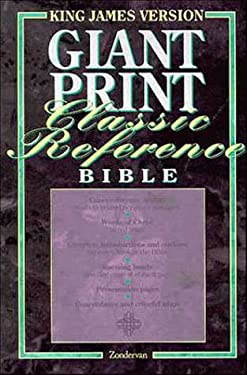 Giant Print Classic Reference Bible 9780310932970