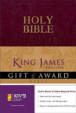 Gift & Award Bible-KJV 9780310941392