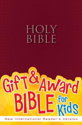 NIRV Gift and Award Bible 9780310719779