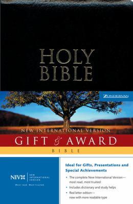 Gift & Award Bible-NIV 9780310926191