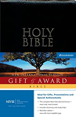 Gift & Award Bible-NIV 9780310926207