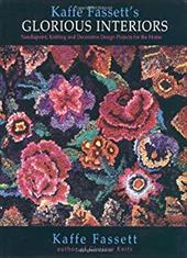 Glorious Interiors: Needlepoint, Knitting, and Decorative Design Project's for Your Home 985654