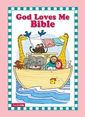 God Loves Me Bible (Girls)