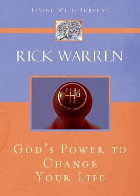God's Power to Change Your Life 9780310273035