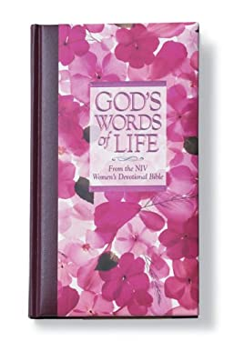 God's Words of Life from the NIV Women's Devotional Bible 2 9780310973676