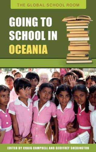 Going to School in Oceania 9780313339509