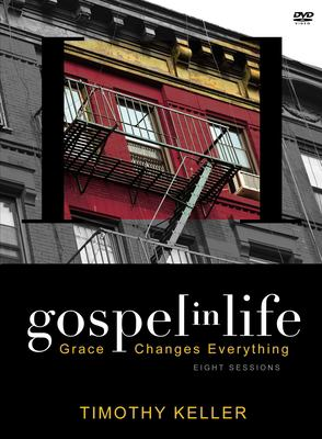 Gospel in Life: Grace Changes Everything 9780310399018
