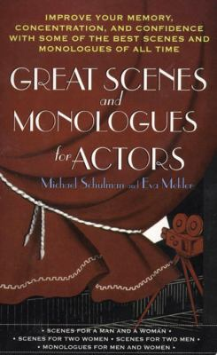 Great Scenes and Monologues for Actors 9780312966546