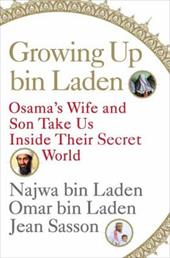 Growing Up Bin Laden: Osama's Wife and Son Take Us Inside Their Secret World coupons 2016