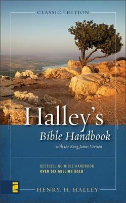 Halley's Bible Handbook 9780310257202