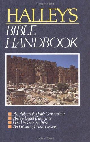 Halley's Bible Handbook: Classic Edition 9780310402305