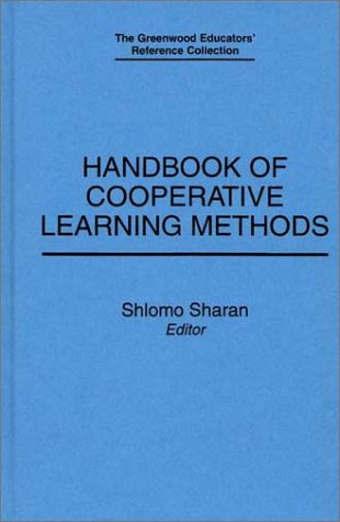 Handbook of Cooperative Learning Methods 9780313283529