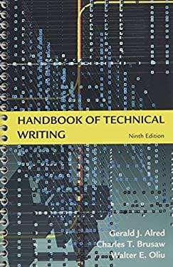 Handbook of Technical Writing 9780312477073