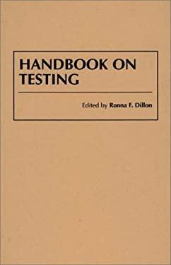 Handbook on Testing 9780313289842