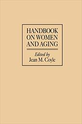 Handbook on Women and Aging
