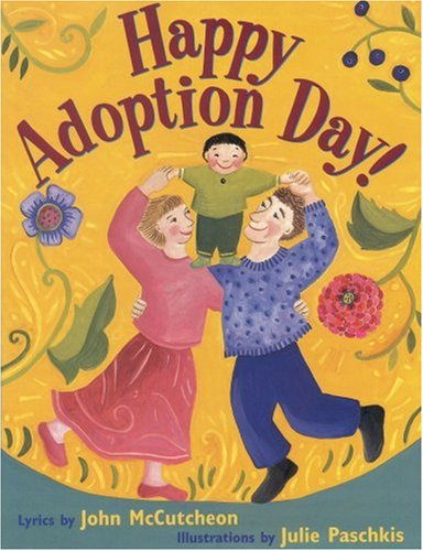 Happy Adoption Day! 9780316603232
