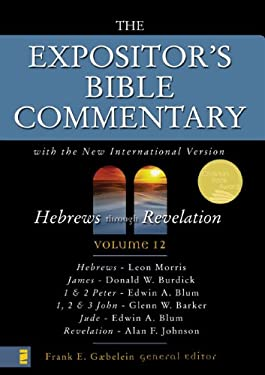 Hebrews Through Revelation: Volume 12 9780310365402