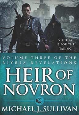 Heir of Novron 9780316187718