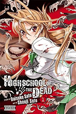 Highschool of the Dead, Vol. 1 9780316132251