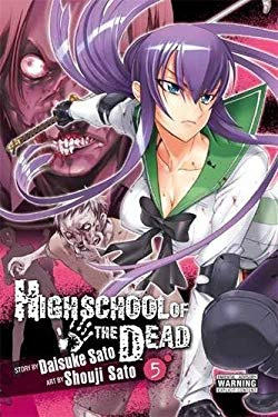 Highschool of the Dead, Vol. 5 9780316132466
