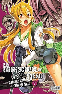 Highschool of the Dead, Vol. 7 9780316209441