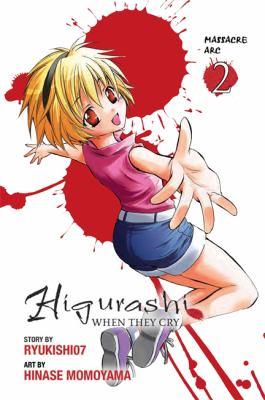 Higurashi When They Cry: Massacre ARC, Vol. 2 9780316229104