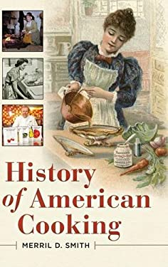 History of American Cooking 9780313387111