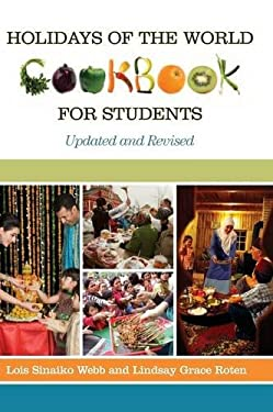 Holidays of the World Cookbook for Students 9780313383939