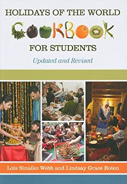 Holidays of the World Cookbook for Students 9780313397905
