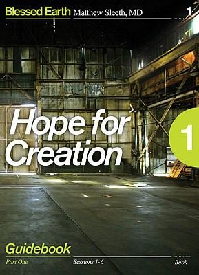 Hope for Creation, Part 1: Guidebook 9780310324867