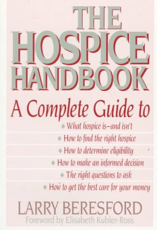 Hospice Handbook 1993 9780316091381
