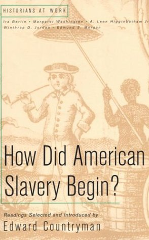 american slavery book review Kolchin ( unfree labor: american slavery and russian serfdom ) offers a good narrative account of american slavery, but the book is most useful for his historiographical navigation.