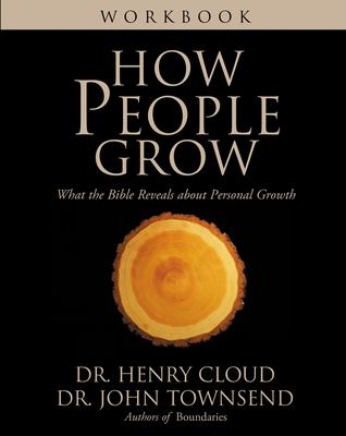 How People Grow Workbook: What the Bible Reveals about Personal Growth 9780310245698