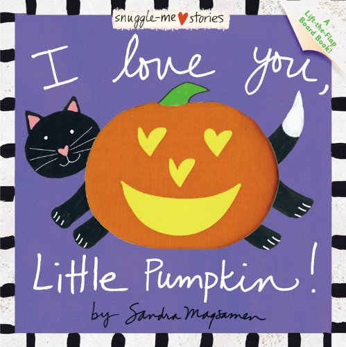 I Love You, Little Pumpkin! 9780316070027