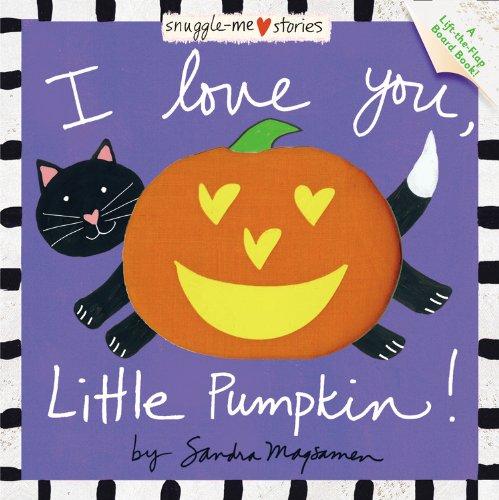 I Love You, Little Pumpkin!