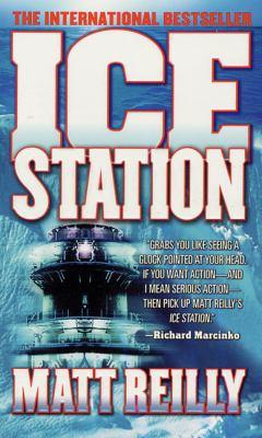 Ice Station 9780312971236