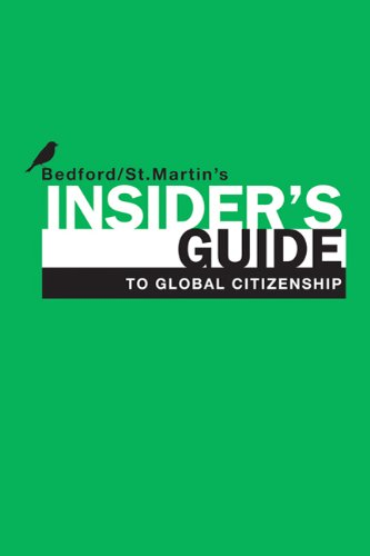 Insider's Guide to Global Citizenship 9780312678272