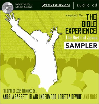 Inspired By...the Bible Experience New Testament-TNIV-Audio Sampler 9780310936763