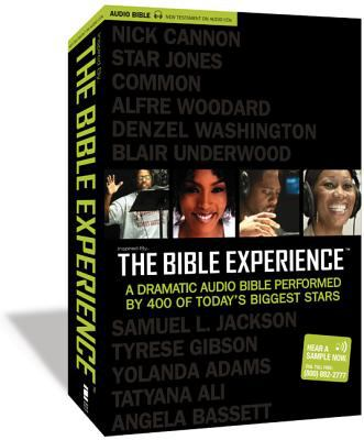 Inspired By...the Bible Experience New Testament-TNIV 9780310926313